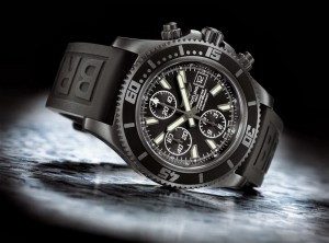iced out Breitling watches